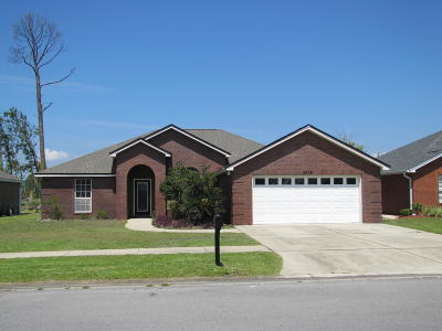 Panama City Single Family Home For Sale: 2404 Camryns Crossing