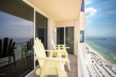 Panama City Beach Condo/Townhouse For Sale: 16819 Front Beach Road #1602