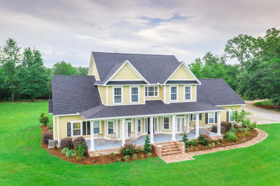 Washington County Single Family Home For Sale: 1726 Gainer Road