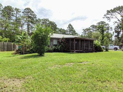 Bay County Single Family Home For Sale: 4120 Voyles Road