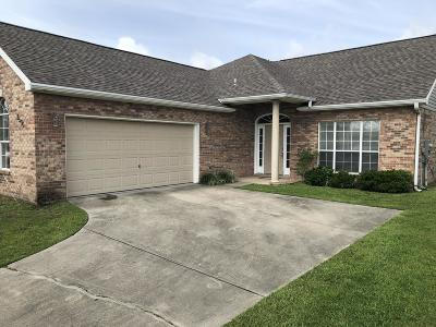 Panama City Single Family Home For Sale: 2500 Camryns Crossing