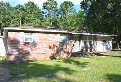 Jackson County Single Family Home For Sale: 5424 Thomas Drive
