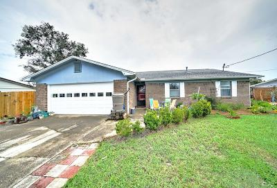 Panama City Single Family Home For Sale: 1519 Donna Avenue