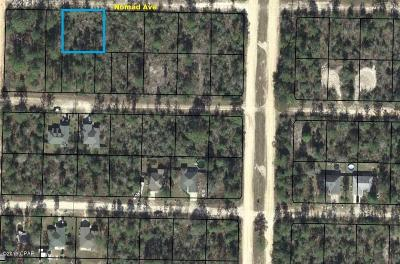 Bay County Residential Lots & Land For Sale: 13710 Nomad Avenue