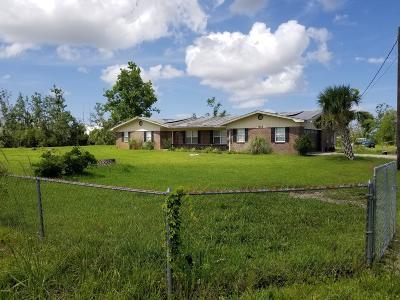 Lynn Haven Single Family Home For Sale: 1026 Harvard Boulevard