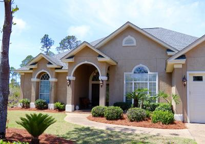 Bay County Single Family Home For Sale: 3649 Preserve Boulevard