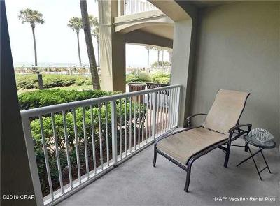 Panama City Beach Condo/Townhouse For Sale: 11807 Front Beach Road #106