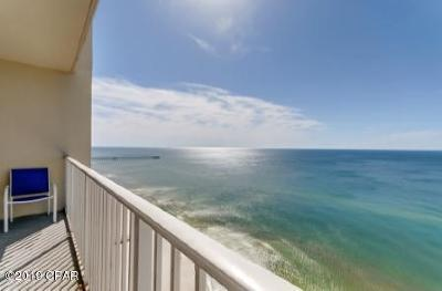 Panama City Beach Condo/Townhouse For Sale: 16819 Front Beach Road #2011