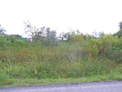 Bay County Residential Lots & Land For Sale: 1100 Block N Bay Drive