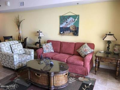 Panama City Beach Condo/Townhouse For Sale: 9900 S Thomas Drive #1704