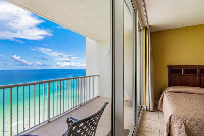 Panama City Beach Condo/Townhouse For Sale: 10901 Front Beach Road #1609