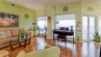 Panama City Condo/Townhouse For Sale: 1600 Marina Bay Drive #309