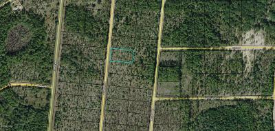 Marianna Residential Lots & Land For Sale: Marville Drive