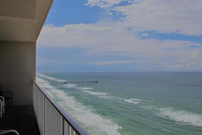 Tidewater Beach Ph 1, Tidewater Beach Phase 1, Tidewater Beach Phase I, Tidewater Beach Phase Ii, Tidewater Beach Stage 1, Tidewater Beach Stage 2 Condo/Townhouse For Sale: 16819 Front Beach Road #2412