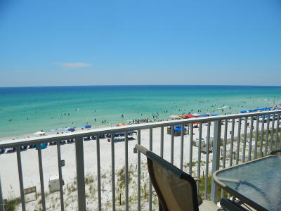 Panama City Beach Condo/Townhouse For Sale: 10719 Front Beach Road #303