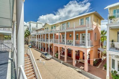 Panama City Beach Condo/Townhouse For Sale: 106 Carillon Market Street #Suite 2