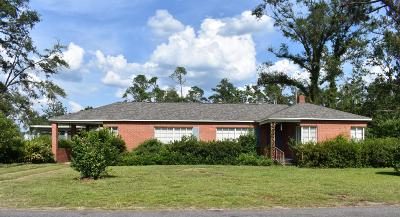 Marianna Single Family Home For Sale: 3010 2nd Street