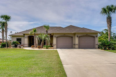 Panama City Single Family Home For Sale: 11200 Redemption Way