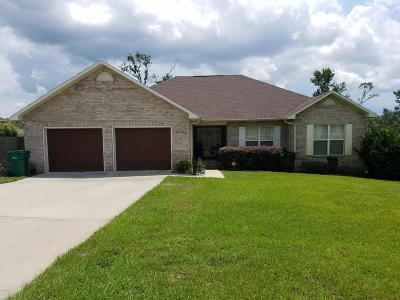 Single Family Home For Sale: 2744 Appalachee Trail