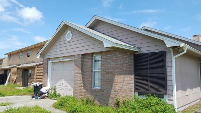 Bay County Single Family Home For Sale: 6401 Omoko Street
