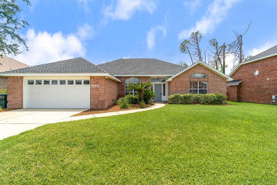 Bay County Single Family Home For Sale: 1507 Sydney Lane