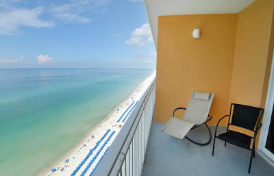 Panama City Beach Condo/Townhouse For Sale: 17729 Front Beach #1705E