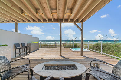 Single Family Home For Sale: 5411 Gulf Drive