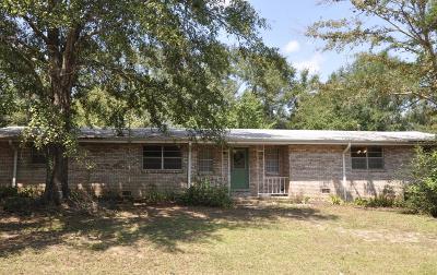 Washington County Single Family Home For Sale: 2712 Bonnett Pond Road