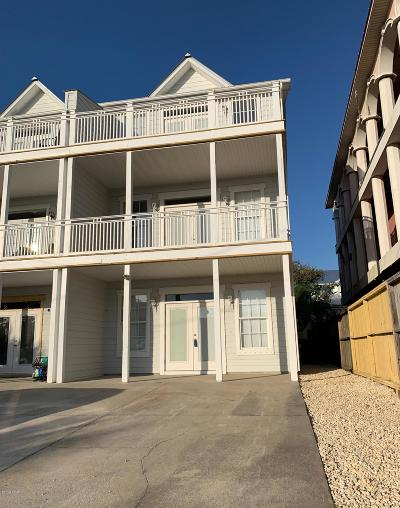 Panama City Condo/Townhouse For Sale: 5908 Beach Drive