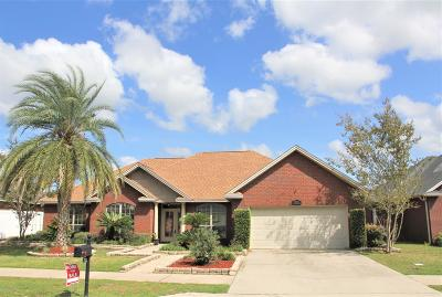 Single Family Home For Sale: 3731 Bay Tree Road