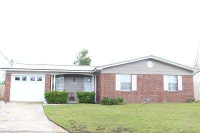 Bay County Single Family Home For Sale: 1313 Evergreen Court