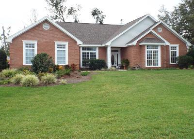 Panama City Single Family Home For Sale: 2801 Longleaf Rd Road