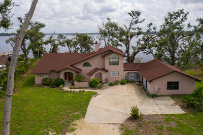 Bay County Single Family Home For Sale: 4033 Osprey Point