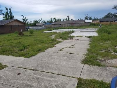 Bay County Residential Lots & Land For Sale: 5122 Hickory Street