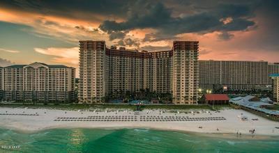 Panama City Beach Condo/Townhouse For Sale: 9900 S Thomas Drive #124