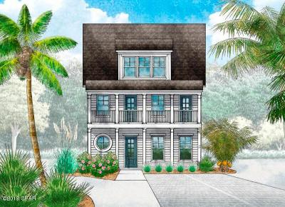 Inlet Beach Single Family Home For Sale: Lot 24 Ivy At Inlet Beach