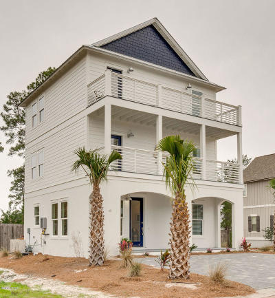 Inlet Beach Single Family Home For Sale: Lot 32 Ivy At Inlet Beach