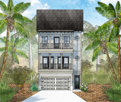 Inlet Beach Single Family Home For Sale: Lot 10 Ivy At Inlet Beach