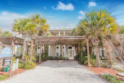 Panama City Beach Condo/Townhouse For Sale: 5414 Gulf Drive