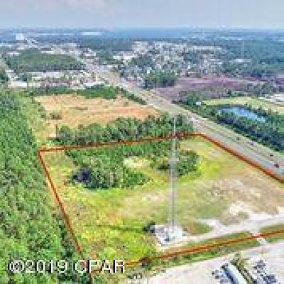 Panama City Beach Commercial Lots & Land For Sale: 8920 Panama City Beach Parkway