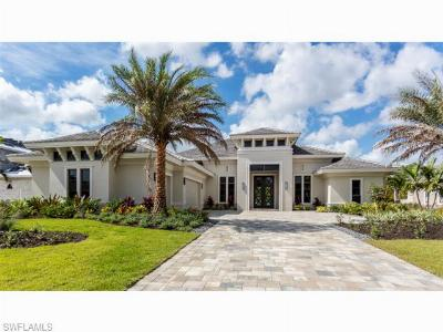 Collier County Single Family Home For Sale: 6343 Burnham Rd