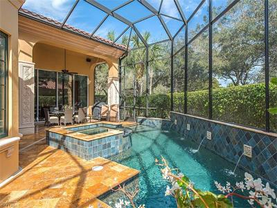 Naples FL Single Family Home For Sale: $960,000