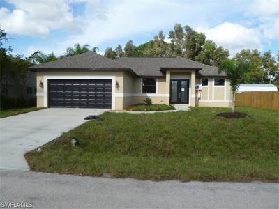 Bonita Springs FL Single Family Home Sold: $372,797