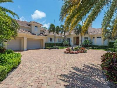 Bonita Springs Single Family Home For Sale: 27281 Oak Knoll Dr