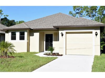 Bonita Springs FL Single Family Home Sold: $259,900