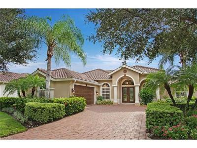 Bonita Springs Single Family Home For Sale: 28497 Chianti Ter