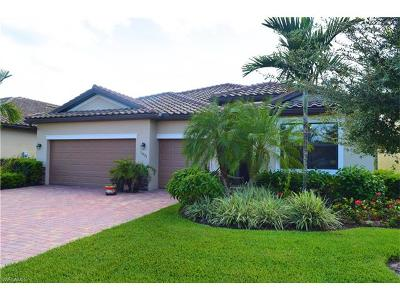 Estero FL Single Family Home Sold: $395,000