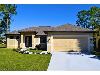 Bonita Springs FL Single Family Home Sold: $290,000