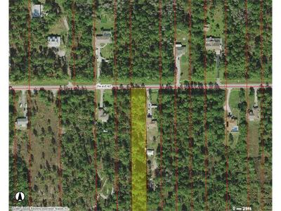 Collier County Residential Lots & Land For Sale: 27th Ave NE