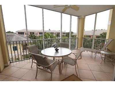 Lee County Condo/Townhouse For Sale: 3901 Kens Way #3401